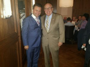 Former Mayor of NYC Rudy Giuliani