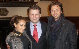 Adrianne Bailon & Jonathan Cheban